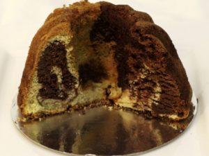 עוגת שיש שוקולדי