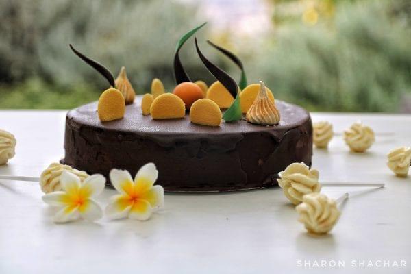 עוגת מוס חשק לאהוב